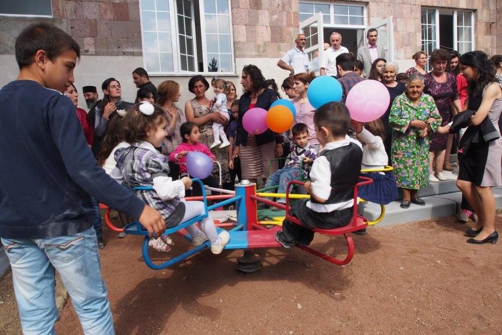 Choratan Village Playground