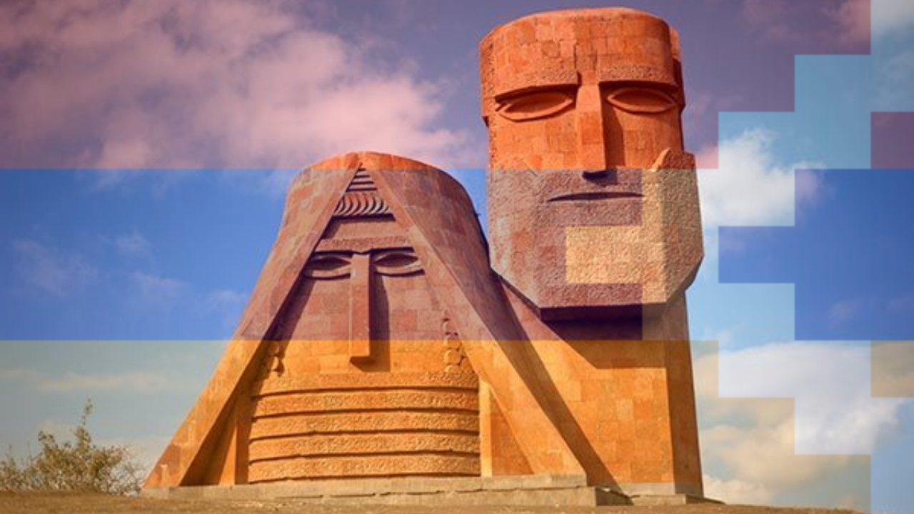 🕊️Armenia and Artsakh: The Doves Will Fly Again