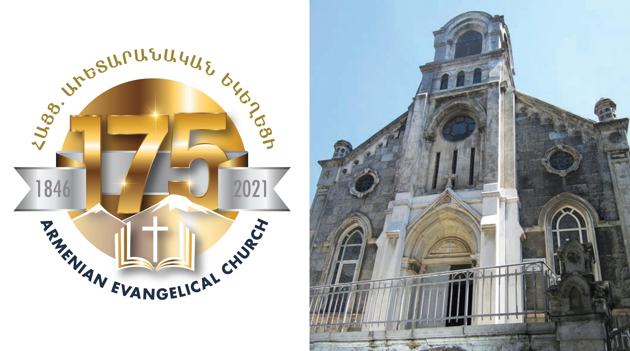 Happy Birthday Armenian Evangelical Church
